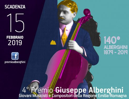 4° edizione – Premio Giuseppe Alberghini