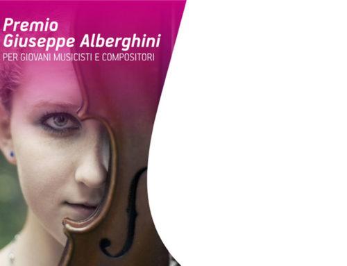 1° edizione – Premio Giuseppe Alberghini