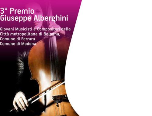 3° edizione – Premio Giuseppe Alberghini