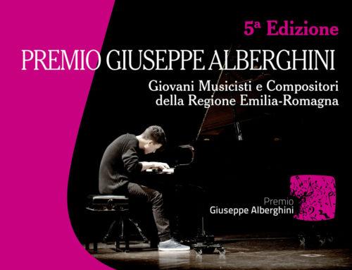5° edizione – Premio Giuseppe Alberghini – Iscrizioni